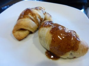 Simple Quick Carmel Apple Turnovers