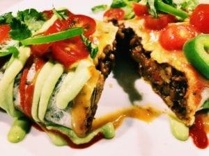 32390012714_b38a336cb7_o-2-300x225 The Best Ultimate Vegan Lentil Black Bean Burrito Ever