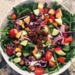 44220228294_42b1a5e01e_o-150x150 Harvest Quinoa Salad with Smokey Maple Dijon Dressing