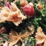 """45087359001_32ae60bdbb_o-150x150 Vegan """"BLT"""" Pasta Salad"""