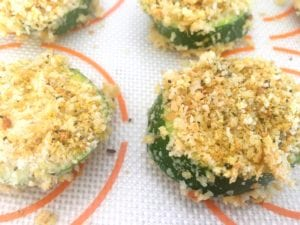 45851887011_5160968360_o-300x225 Crunchy Baked Zucchini Coins