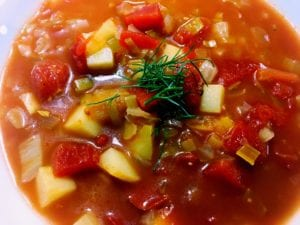44998577515_a7b16f68be_o-300x225 Fennel Tomato Soup
